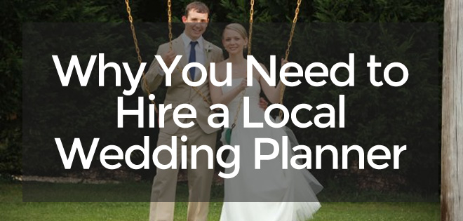 Hire a Local Wedding Planner for Your North Georgia Wedding