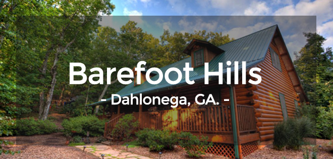 Barefoot Hills - Wedding Venue in Dahlonega, GA.