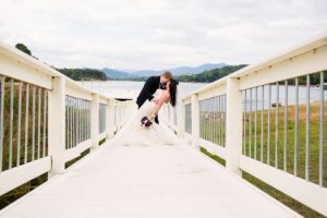 Get married on Lake Chatuge in Hiawassee, Georgia at The Ridges Resort