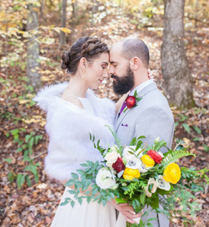 Have an outdoor wedding in the beautiful north Georgia mountains